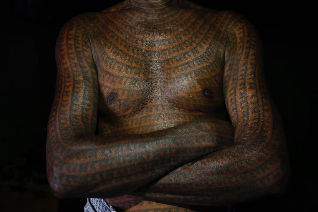 Ramnami Samaj Hindus: The Tattooed People Of God