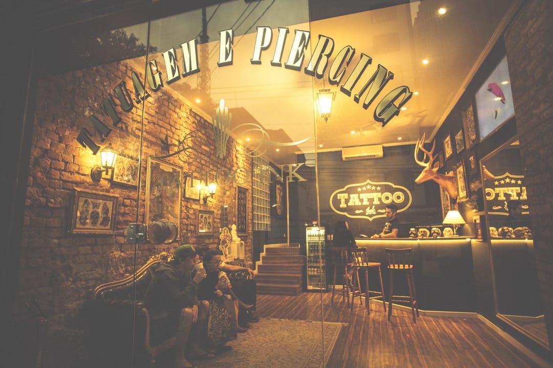 O conceituado estúdio de Patrícia Gea, Tattoo Ink!