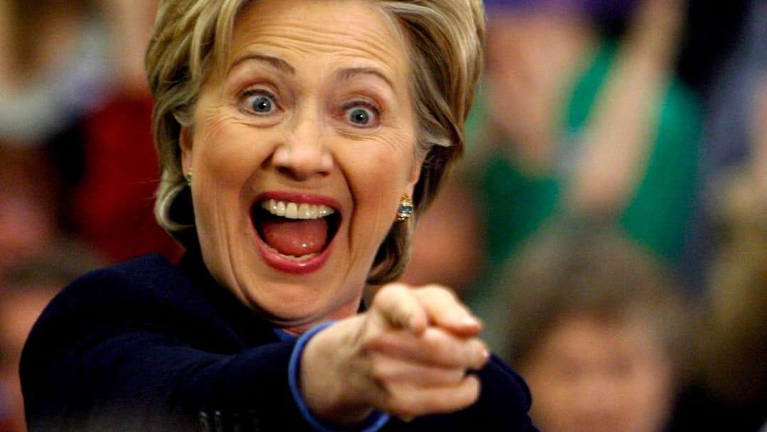 Democrat Campaigner Got A Hillary Clinton Portrait Tattoo