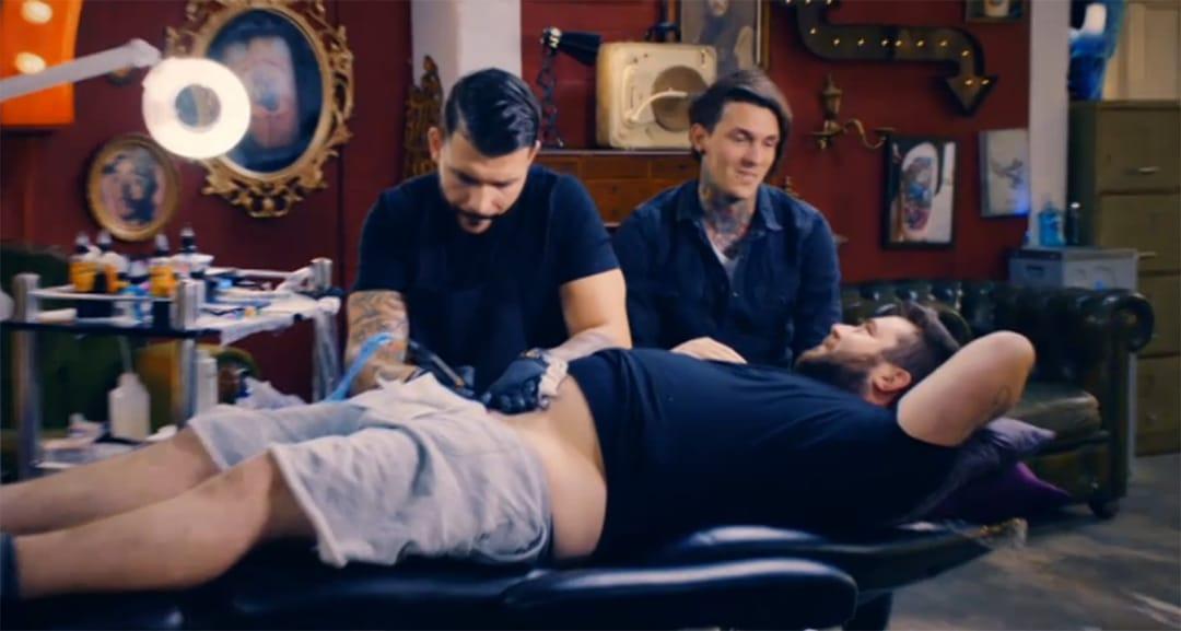 Tattoo Fixers/Channel 4