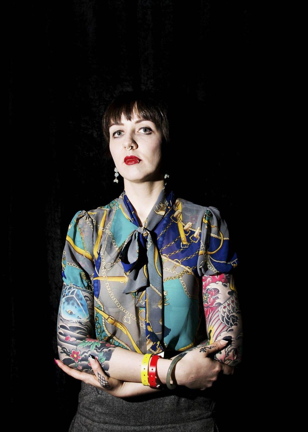 Anna, 20, Tattoo Artist