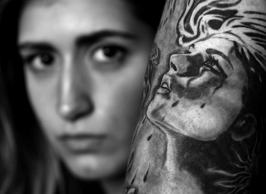 Tattoos Help Boston Marathon Survivor Heal Trauma From Tragedy