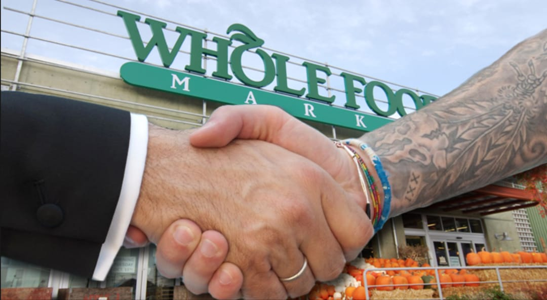 Whole Foods May Offer Tattoo Parlors To Lure In Hipsters