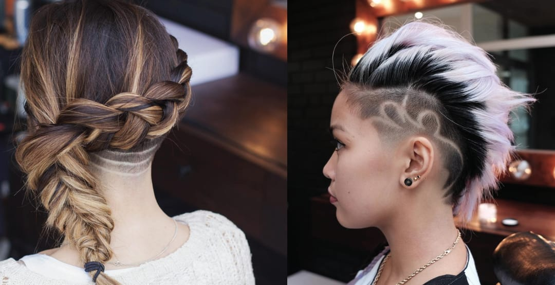 "These Undercut ""Tattoos"" Are Giving Real Ones A Run For Their Money"