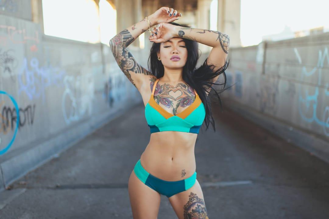 (@youneedmae) #TattoodoBabe