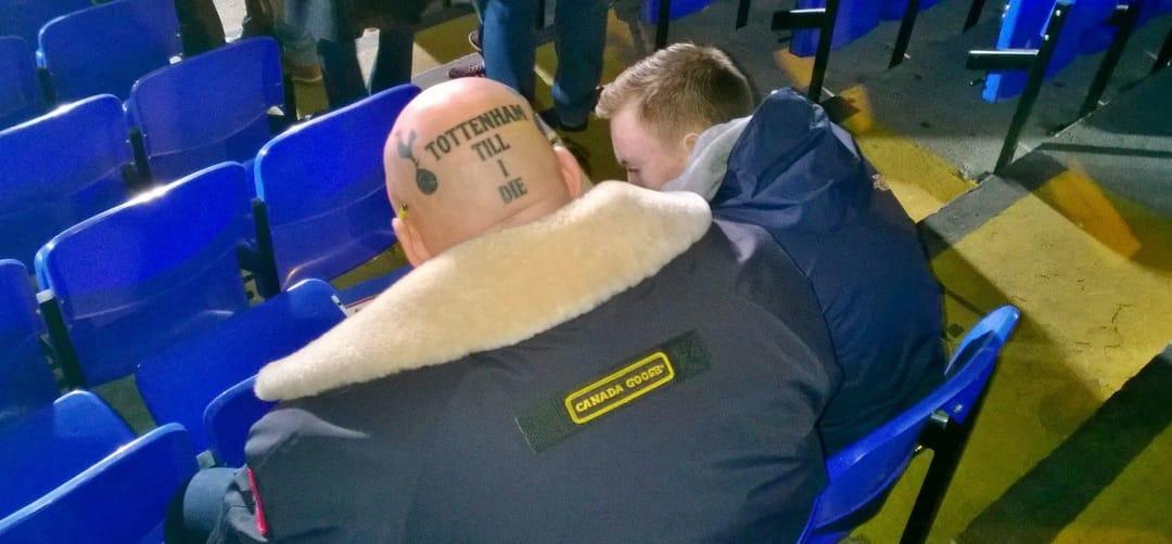 #Tottenham #Footballtattoo #fantattoos