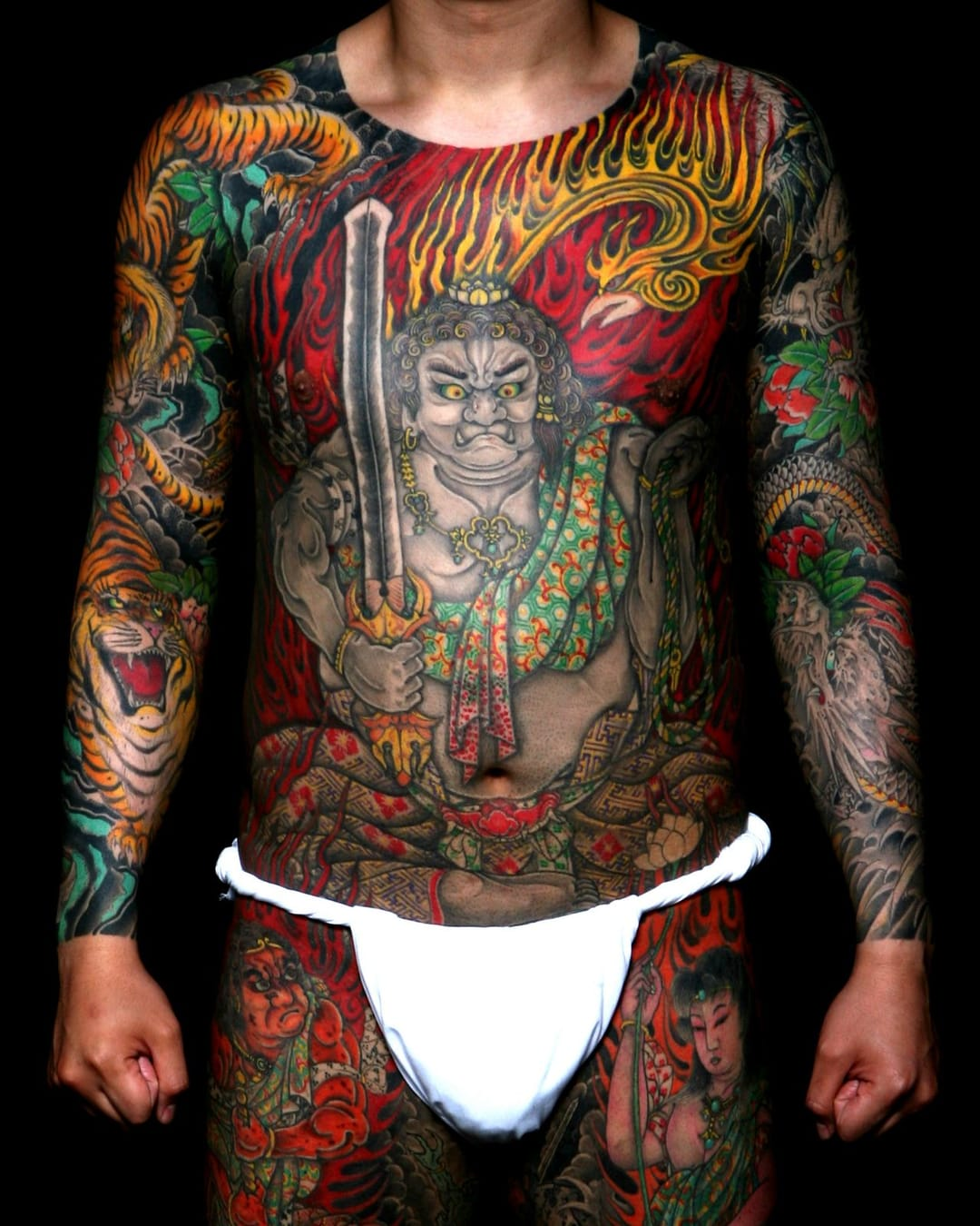Traditional Japanese Tattoos And Their History