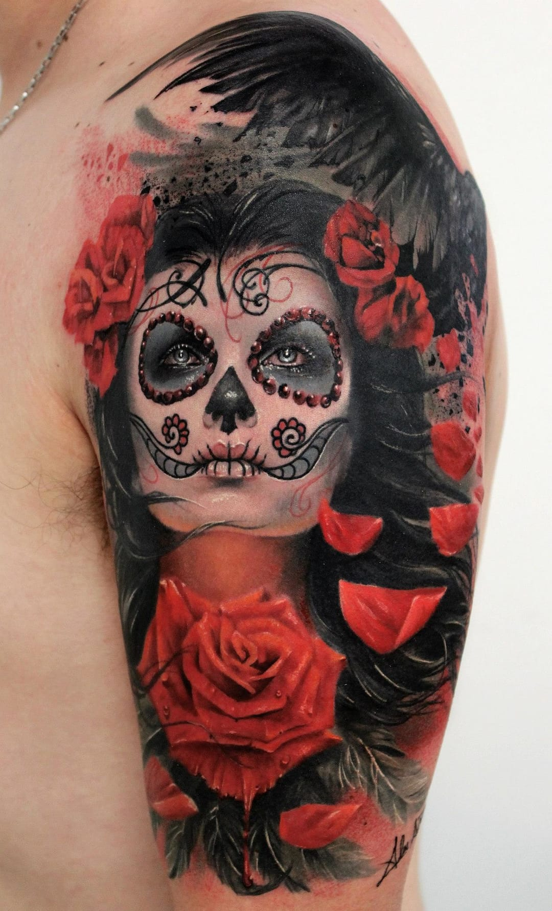 Can't get more closer to perfection, by realism master Alex De Pase...